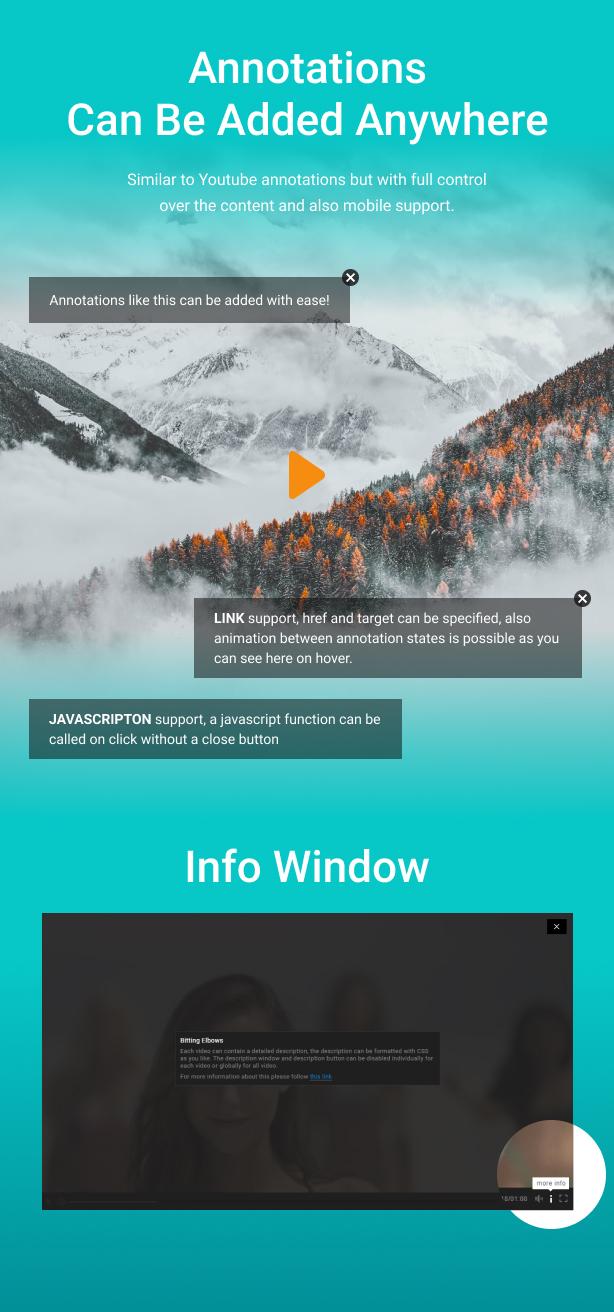 Ultimate Video Player WordPress Plugin, Gobase64