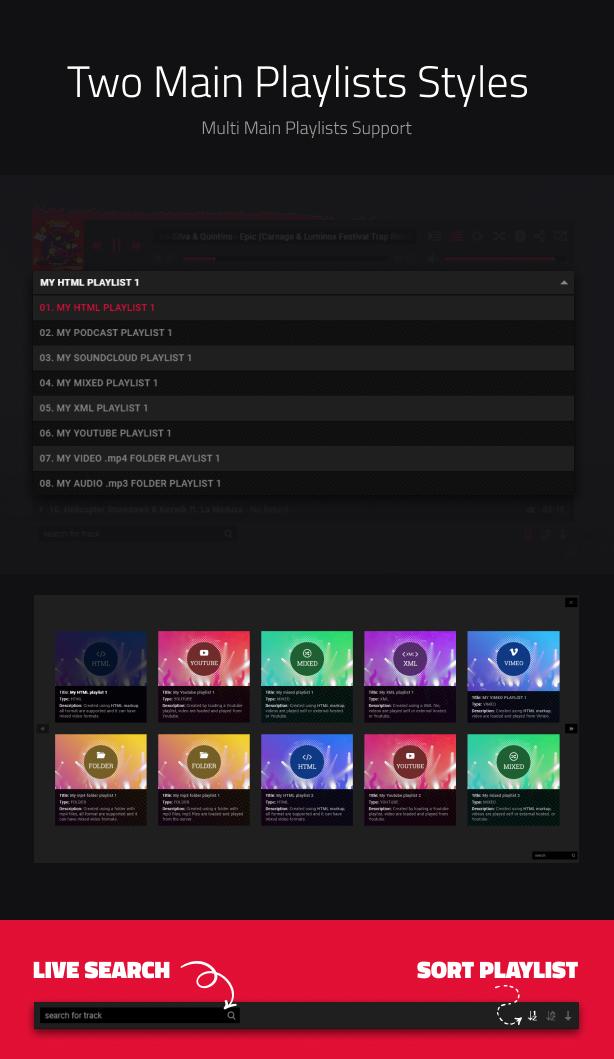 MP3 Sticky Player WordPress Plugin - 15