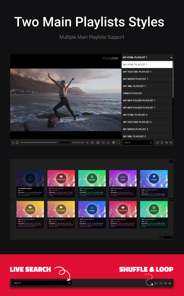 Ultimate Video Player WordPress Plugin - 15
